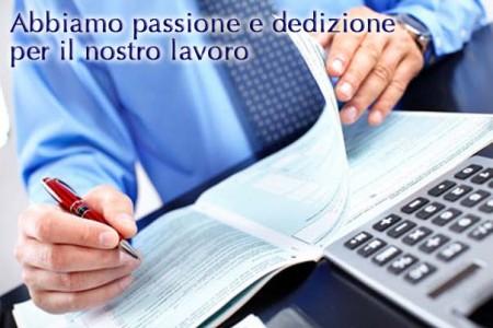 Passione e dedizione commercialista